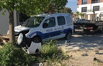 Polis kaza yaptı: 1 ölü 3 yaralı