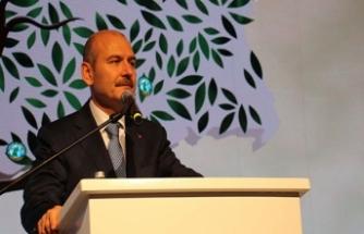 Soylu: 'Türkiye'nin bütün alanları 1 Mayıs alanıdır'