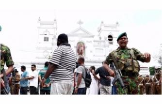 Sri Lanka'da yine bir patlama daha oldu