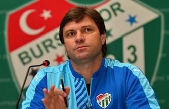 Sağlam'dan Bursaspor açıklaması