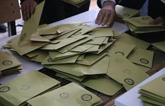 İstanbul'da oy verme işlemi sona erdi...
