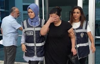 48 yıl hapis cezası bulunan kadın yakalandı