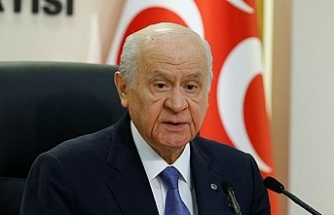 Bahçeli'den HDP'li başkanların görevden alınmasıyla ilgili ilk açıklama