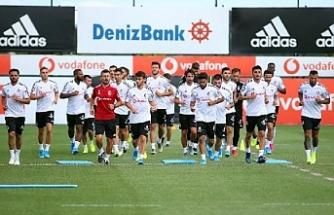 Beşiktaş, Göztepe maçının hazırlıklarına başladı