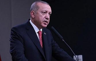 Erdoğan'dan Fırat'ın doğusuna ilişkin açıklama
