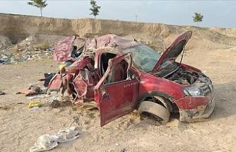 Korkunç kaza! 3 ölü