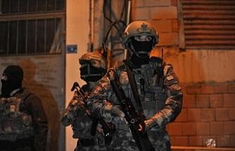 Bin Polisli Dev Operasyon