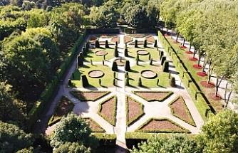 Botanik Park'a Büyükşehir Eli Değdi