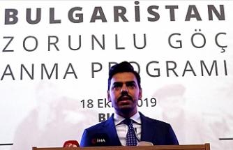Bulgaristan'dan Zorunlu Göçü Anma Programı