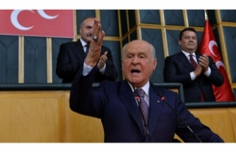 Devlet Bahçeli: Kırmızı bültenle aranan katilin takdir edilmesi hukuk dışı .