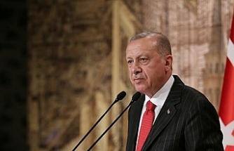 """Erdoğan: """"Güvenli bölgede 12 gözlem noktası kurmayı planlıyoruz"""""""
