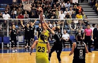 Fenerbahçe Öznur Kablo - Beşiktaş TRC İnşaat: 97-54