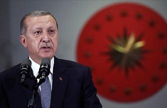 İbrahim Çolak'a Erdoğan'dan tebrik