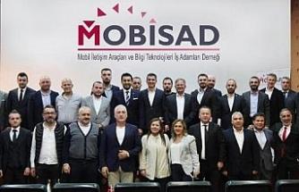 MOBİSAD / Turnacı: Katma değeri artırmak için özveriyle çalışıyoruz