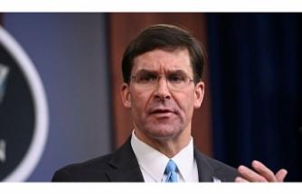 Pentagon'dan Barış Pınarı Harekatı açıklaması