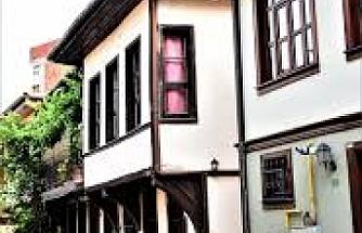 Tarihi Bursa Evleri