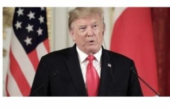 Trump'tan bir DAEŞ açıklaması daha!