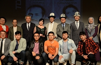 Bursa'da Kırgızistan Rüzgarı