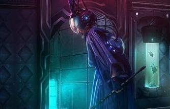 "Cihan Engin'den, Cyberpunk ""Kaplumbağa Terbiyecisi"""