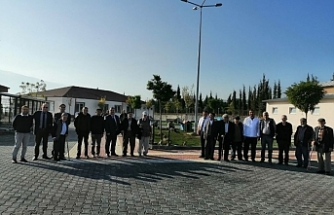 İnegöl Belediyesi Huzurevi sakinlerinden anlamlı ziyaret