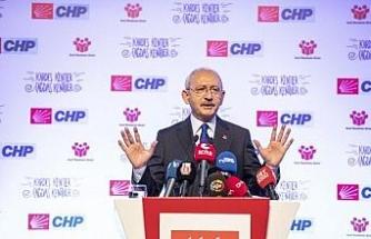 Kılıçdaroğlu: Vatandaşa hizmet mücadelesinin değerini herkese anlatacağız/ Ek fotoğraflar