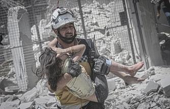 Suriye'de 29 binden fazla çocuk öldü