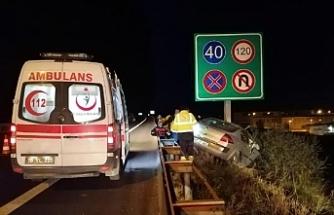 Bursa'da korkunç kaza! Astsubay hayatını kaybetti