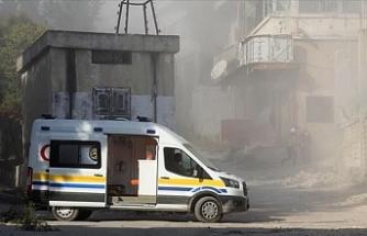 Esed rejimi ve Rusya'dan hava saldırısı! 11 sivil hayatını kaybetti