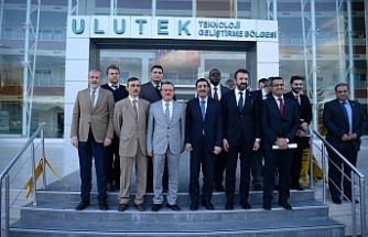 İslam Kalkınma Bankası ULUTEK için Bursa'da