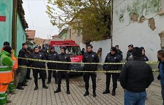 Konya'da göçük! Enkaz altında kalanlar var iddiası