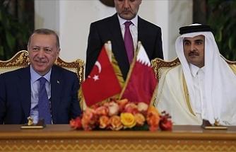 Türkiye ve Katar ilişkileri güçleniyor