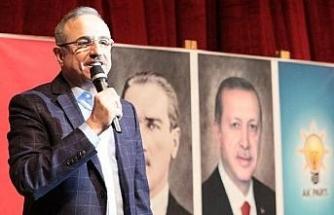 AK Parti İzmir İl Başkanı Sürekli: CHP inkar ve örtbas tavrı içinde