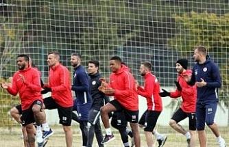 Antalyaspor'da Konyaspor hazırlığı