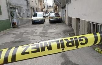 Bursa'da mobilya teslim etmeye giden şahıs sırtından vuruldu