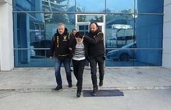 Bursa'da polis, hırsızı gözünden tanıdı