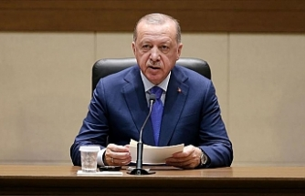 Cumhurbaşkanı Erdoğan'dan Berlin Zirvesi öncesi açıklama