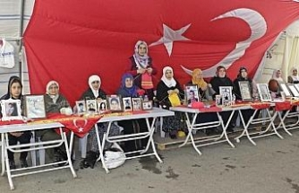 HDP önündeki eylemde 149'uncu gün