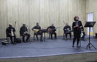 Kestel'de halk müziği şöleni