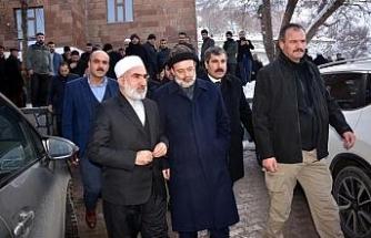 Mehmet Görmez: Kanaat önderi, sulh uğruna canını verdi