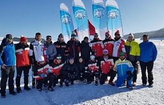 Milli sporcular, Kayaklı Koşu Balkan Kupası'nda 6 madalya kazandı