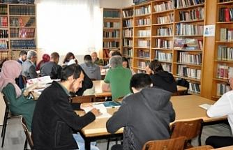 Orhangazi Kütüphanesi diğer kütüphanelere örnek oldu