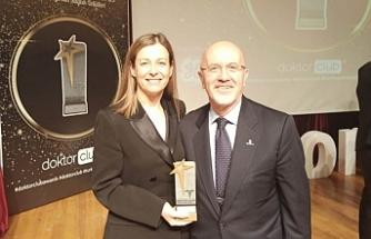 Prof. Dr. Gülşah Çeçener'e önemli ödül