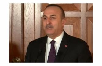 Bakan Çavuşoğlu tarihi duyurdu