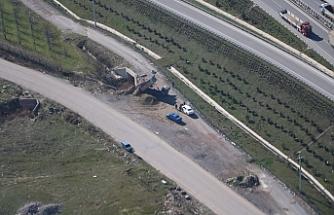 Bursa'da helikopterli baskın!