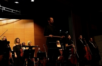 Bursa'da Rossini, Kodallı ve Haydn'ın eserlerinin sesleri yankı yaptı!