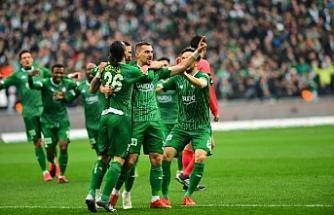 Bursaspor ile Altay mücadelesi!