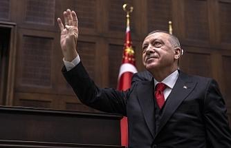 Cumhurbaşkan'ı  Erdoğan konuştu