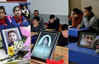 Elazığ'da okul zili çaldı ama onlar yoklardı! (Videolu haber)