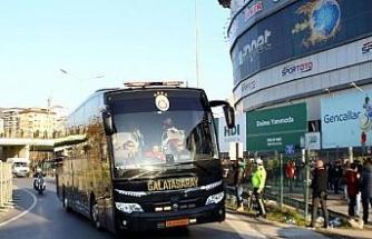 Fenerbahçe - Galatasaray (FOTOĞRAFLAR)