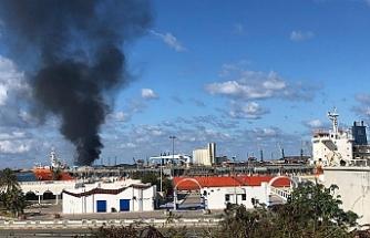Hafter'den roketli saldırı (Videolu haber)